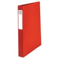 Carpeta de 4 anillas  polipropileno  lomo 40mm color rojo EXACOMPTA Miniclass