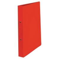 Carpeta de 2 anillas  polipropileno  lomo 40mm  color rojo  EXACOMPTA Miniclass