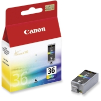 CANON INKJET CARTRIDGE CLI-36C TRICOLOUR - EACH