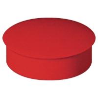 Lyreco ronde magneten 27mm rood - doos van 6