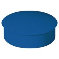 Lyreco ronde magneten 27mm blauw - doos van 6