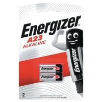 Pack de 2 pilas foto alcalinas ENERGIZER de 12V equivalencia E23A/A23