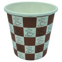 Papierové poháre Coffee Quick 120 ml, 80 ks