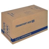Transportbox Tidypac, 680x350x355 mm, braun, TP 110.002