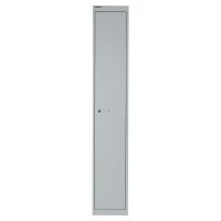 Šatňová skriňa Bisley 1-dverová šedá