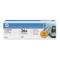 Toner HP CB436A OEM, Czarny