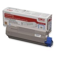 Tóner láser OKI cian 43872307 para C5650/C5750