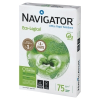 Papier NAVIGATOR Eco-Logical A3, 75 g/m?, 500 arkuszy