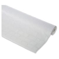 Rollo de mantel de papel DUNI 25x1,2metros en color blanco