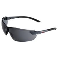 Schutzbrille 3M 2821, Filtertyp 5, schwarz, Scheibe grau