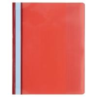 Schnellhefter Exacompta 4399 A4+, rot, Packung à 10 Stück