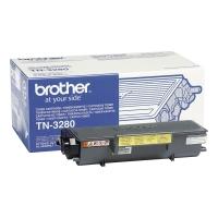 Brother TN-3280 tonercartridge zwart high capacity [8.000 pag]