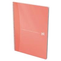 Zápisník Oxford Office My Colours A4, linajkový 7 mm, 90 listov