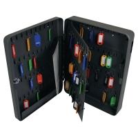 Armario clasificador para 140 llaves  Dimensiones:    80x280x370mm