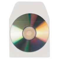 Kieszeń samoprzylepna 3L na płyty CD/DVD opakowanie 10 sztuk