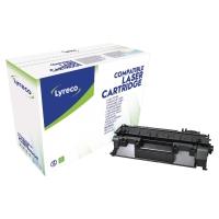 Lyreco compatibele HP CE505A laser cartridge nr.05A zwart [2.300 pagina s]