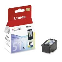 Cartridge Canon CI-511 3-farebný do atramentových tlačiarní