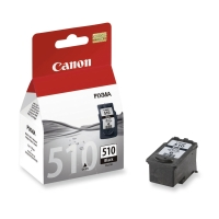 BLEKKPATRON CANON PG-510 MP240/480 9ML SORT
