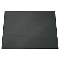Schreibunterlage Durable, mit Vollsichtplatte, 65x52 cm, schwarz