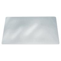 Schreibunterlage Durable Duraglas, 65x50 cm, transparent