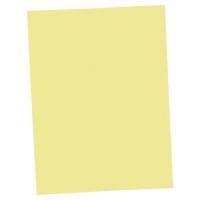 Lyreco fardes chemise A4 carton 250g jaune - paquet de 100