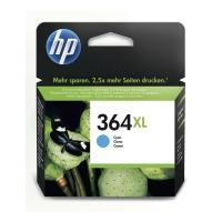 HP CB323EE cartouche jet d encre nr.364XL bleue Haute Capacité [750 pages]