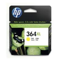 HP CB325EE cartouche jet d encre nr.364XL jaune Haute Capacité [750 pages]