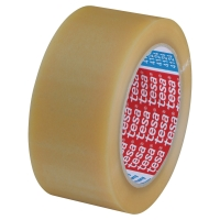 PAKKETAPE TESA 4124 PVC 50 MM X 66 M TRANSPARENT
