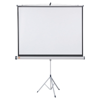 ECRAN DE PROJECTION NOBO PROFESSIONEL A TREPIED 150X114CM 1902395