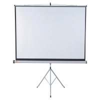 ECRAN DE PROJECTION NOBO PROFESSIONEL A TREPIED 175X133CM 1902396