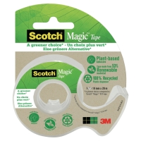 DEVIDOIR DE BUREAU ECOLOGIQUE + 1 ROULEAU SCOTCH MAGIC 900 19MMX20M