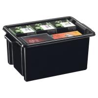 Strata opbergbox in PP 48,5 liter 28x60x39cm - pak van 5
