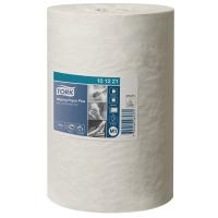 Caja de 11 bobinas de toallas TORK papel virgen 2 capas 75 m blanco
