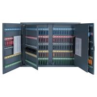 Armario clasificador para 300 llaves  Dimensiones:    730x550x140mm