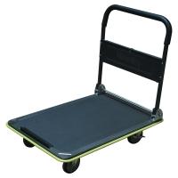 Vozík s plošinou Safetool nosnosť do 300 kg