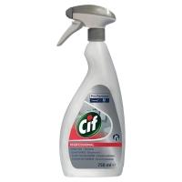 Limpiador para baños CIF 2en1 750ml