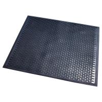 Türmatte Doortex Scrapmate, 85x75 cm, grau