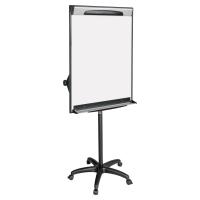 Flipchartový stojan mobilný Bi-Office Design magnetický povrch