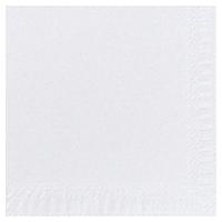 Pack de 125 servilletas Tisú DUNI de 330 x 330mm de color blanco