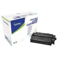 Lyreco compatible HP CE505X cartouche laser nr.05X HC XXL noire [13.000 pages]
