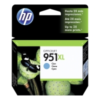 HP CN046AE inkjet cartridge nr.951XL cyaan [1.500 pagina s]