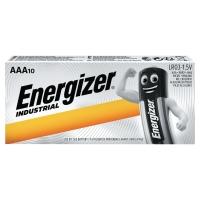 Pack de 10 pilas alcalinas ENERGIZER de 1,5V equivalencia L92/LR03/AAA