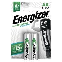 Akumulatory ENERGIZER® HR6/AA, pojemność (mAh) 2300, 2 szt