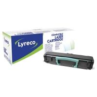 Lyreco compatibele DELL 2330D 593-10334 laser cartr zwart HC[6.000 pagina s]
