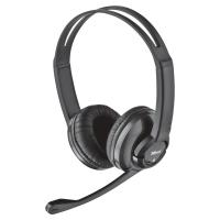 Słuchawki przewodowe z mikrofonem Trust HS-2800 Zaia