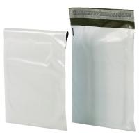 Plastové obálky nepriehľadné, formát B4, 260 x 350 mm