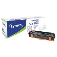 LYRECO CE320A COMPATIBLE LASER CARTRIDGE BLACK