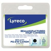 Cartridge Lyreco kompatibilný Canon PG510 čierny do atramentových tlačiarní