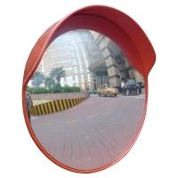 Sicherheitsspiegel für den Aussenbereich Viso, Polycarbonat, rund 600 mm, 3 kg