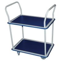Prepravný vozík Safetool 3851, 2 plošinový